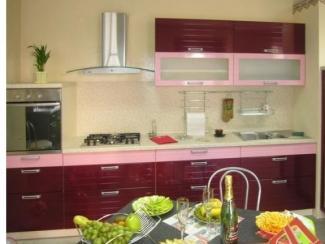 Кухонный гарнитур прямой 25 - Мебельная фабрика «Л-мебель»