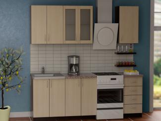 Кухонный гарнитур Гурман 3 (лдсп) - Мебельная фабрика «Меон»