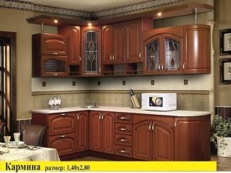Кухня Кармина  - Мебельная фабрика «Мебликон»