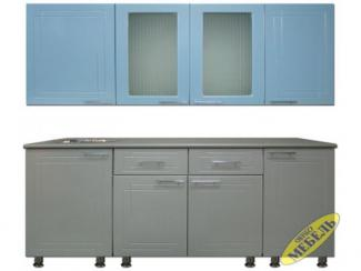 Кухня прямая 20 - Мебельная фабрика «Трио мебель»