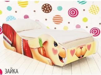 Кровать детская Зайка Полли фотопечать - Мебельная фабрика «Бельмарко»