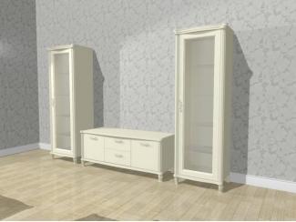 Комплект Итальяно в гостиную - Мебельная фабрика «Кадичи»