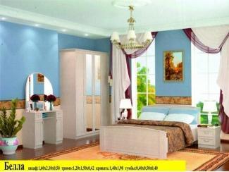Спальня Белла  - Мебельная фабрика «Мебликон»