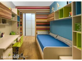 Детская ТЕТРИС 2 - Мебельная фабрика «Квартира 48 (Камеа)»