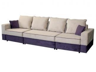 Длинный диван Бостон  - Мебельная фабрика «Мебельград»