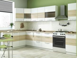 Кухня угловая Оливия - Мебельная фабрика «ТриЯ»