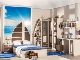 детская Калипсо (комплектация 1) - Мебельная фабрика «Любимый дом (Алмаз)»