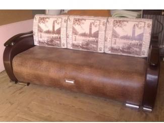 Диван еврокнижка Тик-Так - Мебельная фабрика «Мебельщик», г. Ульяновск