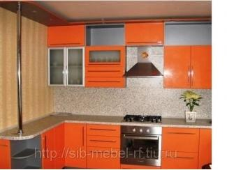 Угловая кухня 9 - Мебельная фабрика «Сиб-Мебель»
