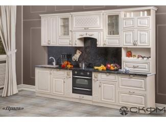 Кухня прямая Прага - Мебельная фабрика «Северо-Кавказская фабрика мебели»