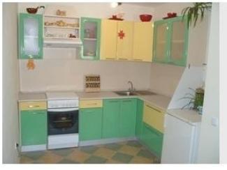 кухня 0100-11 - Мебельная фабрика «Орион»