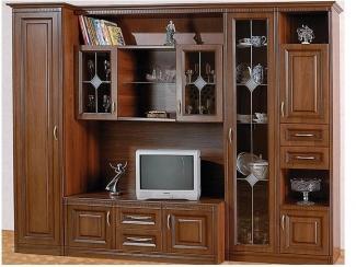 Классическая гостиная Стефания  - Мебельная фабрика «Северная Двина»