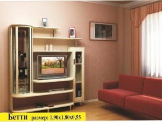 Гостиная Бетти  - Мебельная фабрика «Мебликон»