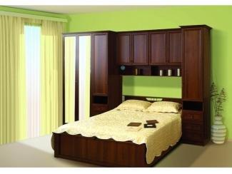 Спальня АРИЯ 10 - Мебельная фабрика «Азбука мебели»