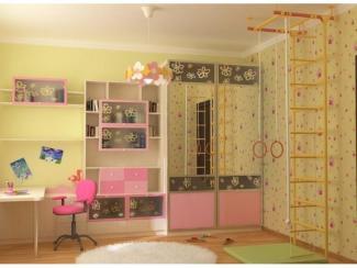 Детская Модель 211 - Мебельная фабрика «Паганель»