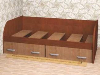 Кровать с ящиками - Мебельная фабрика «Мебель Jazz»
