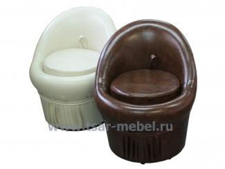 Пуф со спинкой Утро  - Мебельная фабрика «Царь-мебель», г. Брянск