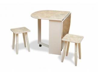 Стол-книга - Мебельная фабрика «Александрия»