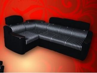 Темный диван Стиль  - Мебельная фабрика «Ваш стиль»