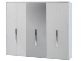 Шкаф многостворчатый - Мебельная фабрика «Parra»