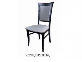 Стул дерево 7 - Мебельная фабрика «Мир стульев»