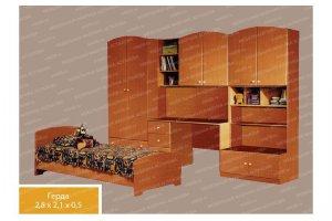 Детская 4 - Мебельная фабрика «МФА»