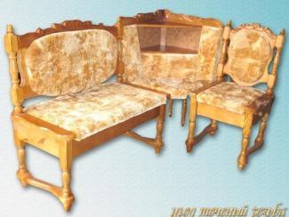 Кухонный уголок Точеный резьба - Мебельная фабрика «Заря»