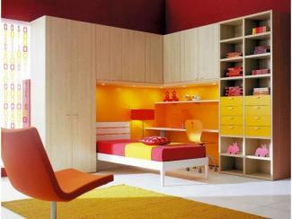 Детская для девочки - Изготовление мебели на заказ «Мега», г. Челябинск