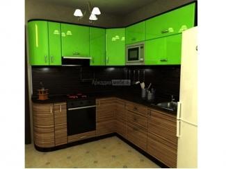 Кухня на заказ Арт-Модерн 14 - Мебельная фабрика «Аркадия-Мебель»