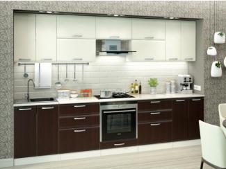 Кухня прямая Аура - Мебельная фабрика «Столлайн»