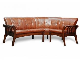 Угловой диван Визит - Мебельная фабрика «Градиент-мебель»