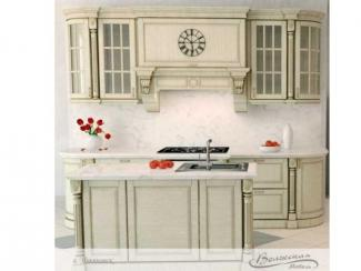 Кухня Бира массив - Мебельная фабрика «Волжская мебель»