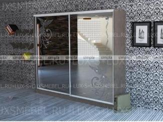 Шкаф-купе 23 - Мебельная фабрика «Люкс-С»