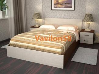 Кровать ЛДСП - Мебельная фабрика «Вавилон58»