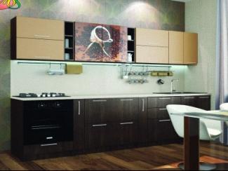 Кухонный гарнитур прямой Арабика - Мебельная фабрика «Альбина»