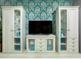 Белая гостиная Рапсодия Ида  - Мебельная фабрика «Мебель-Москва»
