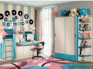 детская Смайл  - Мебельная фабрика «Любимый дом (Алмаз)»