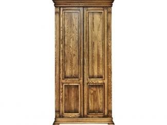 Шкаф 2-дверный Верди П095.11 - Мебельная фабрика «Пинскдрев»