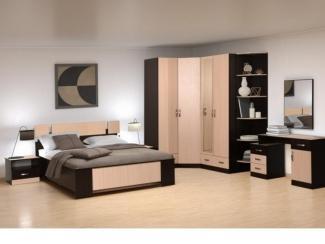 Спальня Пиксель 2 - Мебельная фабрика «Кубань-мебель»