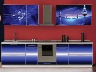 Кухня с фотопечатью KF 8 - Мебельная фабрика «FSM (Фабрика Стильной Мебели)»