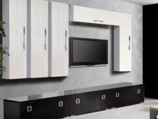 Гостиная стенка Рената 3 - Мебельная фабрика «Ульяновскмебель (Эвита)»