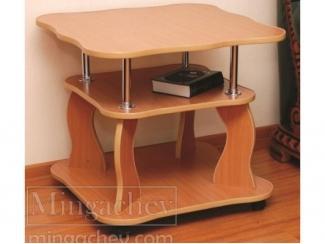 Журнальный стол Апрель 2 - Мебельная фабрика «MINGACHEV»