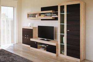 Гостиная  Веста - Мебельная фабрика «Мебель-Неман»