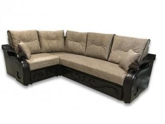 Угловой диван Люксор 2  - Мебельная фабрика «Витэк»