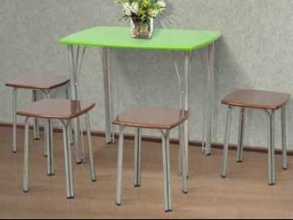 Кухонный стол, табурет - Мебельная фабрика «21 Век»