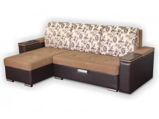 Диван угловой Карина 4 - Мебельная фабрика «Мечта»