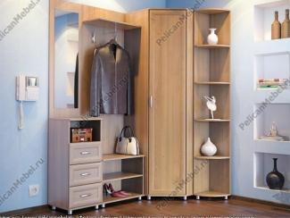 Прихожая визит 002 - Мебельная фабрика «Пеликан»