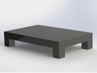 Низкий журнальный стол New N 008 - Мебельная фабрика «Аллант»