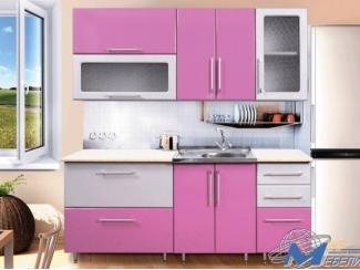 Кухня прямая Ника 5 - Мебельная фабрика «Мир Мебели»