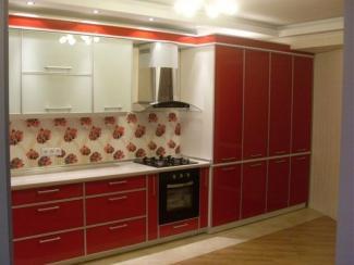 Современная прямая Кухня - Мебельная фабрика «Династия»